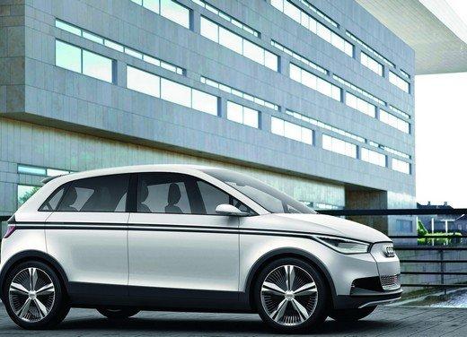 Audi A2 Concept - Foto 5 di 22