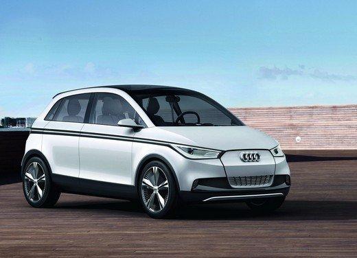 Audi A2 Concept - Foto 6 di 22