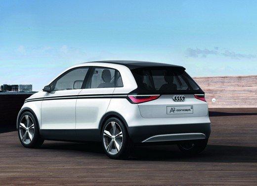 Audi A2 Concept - Foto 7 di 22