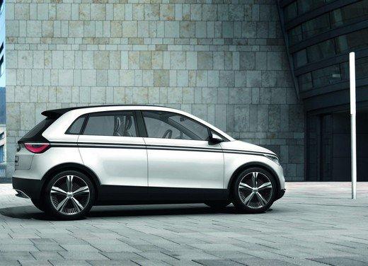 Audi A2 Concept - Foto 8 di 22