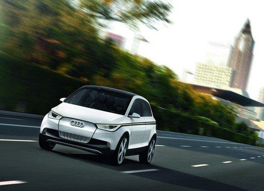 Audi A2 Concept - Foto 9 di 22