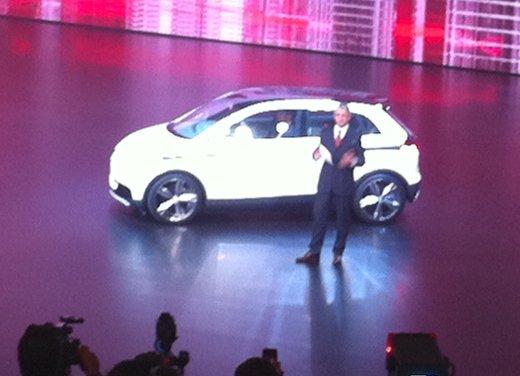 Audi A2 Concept - Foto 1 di 22