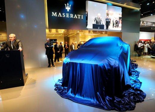 Maserati Kubang al Salone di Detroit 2012 - Foto 13 di 26