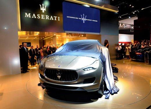 Maserati Kubang al Salone di Detroit 2012 - Foto 14 di 26