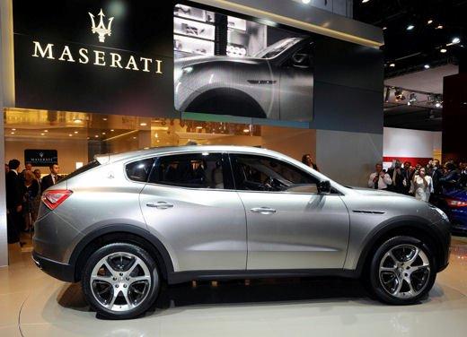 Maserati Kubang al Salone di Detroit 2012 - Foto 16 di 26