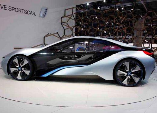 BMW i8: nuove luci laser in via di sviluppo - Foto 3 di 28