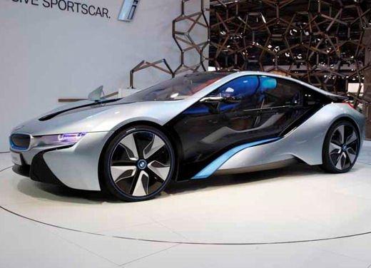 BMW i8: nuove luci laser in via di sviluppo - Foto 4 di 28