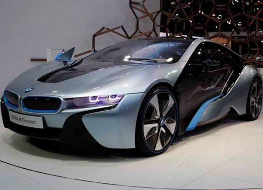 BMW i8: nuove luci laser in via di sviluppo - Foto 5 di 28