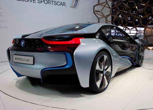 BMW i8: nuove luci laser in via di sviluppo - Foto 8 di 28