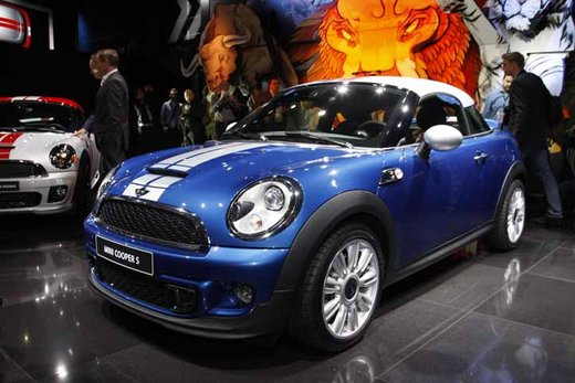 Mini Coupé: primo video ufficiale - Foto 1 di 73