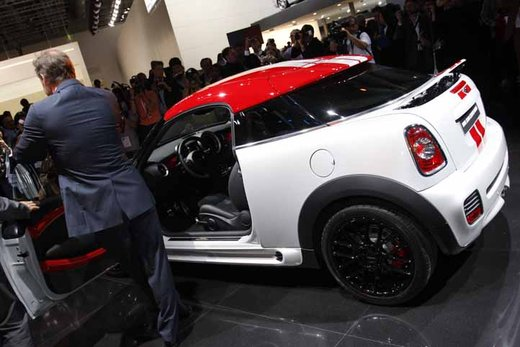 Mini Coupé: primo video ufficiale - Foto 3 di 73