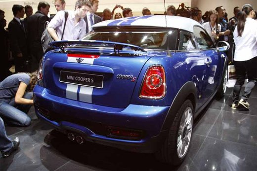 Mini Coupé: primo video ufficiale - Foto 4 di 73