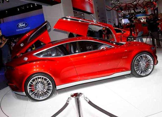 Ford Evos - Foto 13 di 40