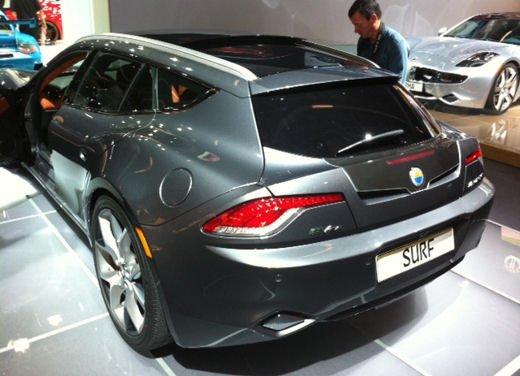 Tutte le più lussuose auto del Salone di Francoforte 2011 - Foto 13 di 27
