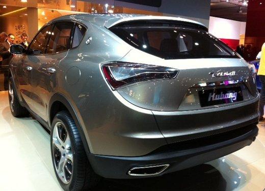 Maserati Kubang al Salone di Detroit 2012 - Foto 8 di 26
