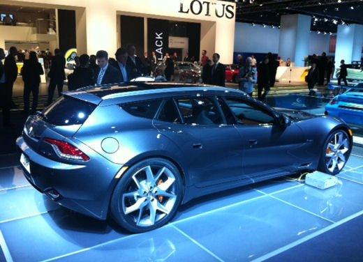 Tutte le più lussuose auto del Salone di Francoforte 2011 - Foto 19 di 27