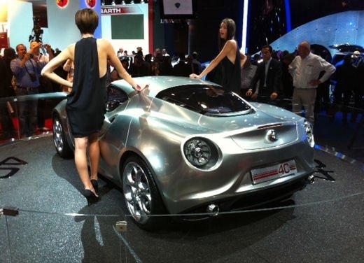 Nuovo motore Alfa Romeo 1.800 da 300 CV - Foto 4 di 19