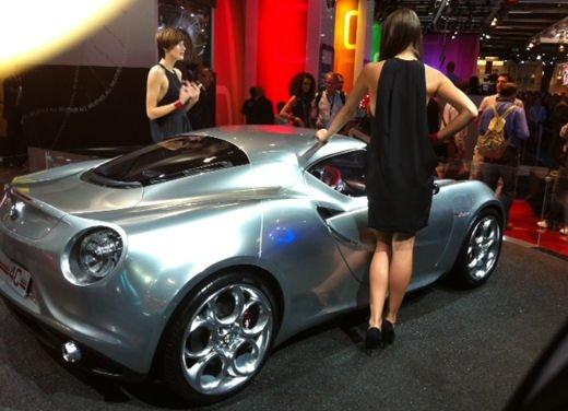 Nuovo motore Alfa Romeo 1.800 da 300 CV - Foto 5 di 19