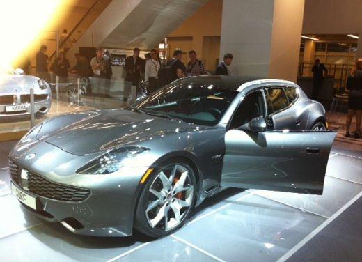 Tutte le più lussuose auto del Salone di Francoforte 2011 - Foto 16 di 27