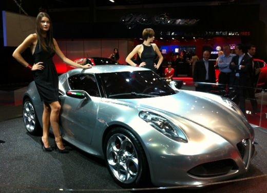 Nuovo motore Alfa Romeo 1.800 da 300 CV - Foto 1 di 19