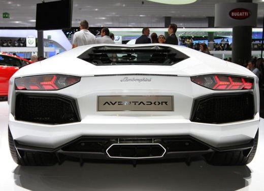 Lamborghini Aventador - Foto 21 di 22
