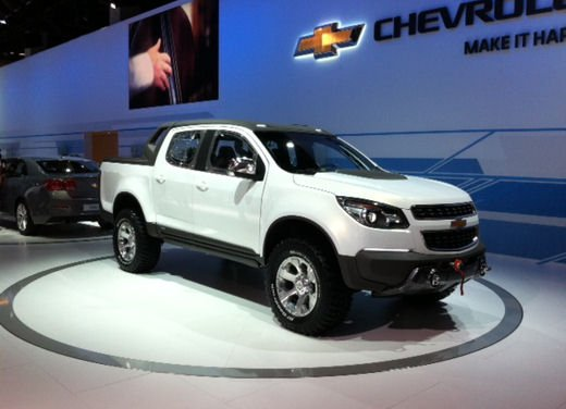 Chevrolet Colorado Rally Concept - Foto 1 di 12
