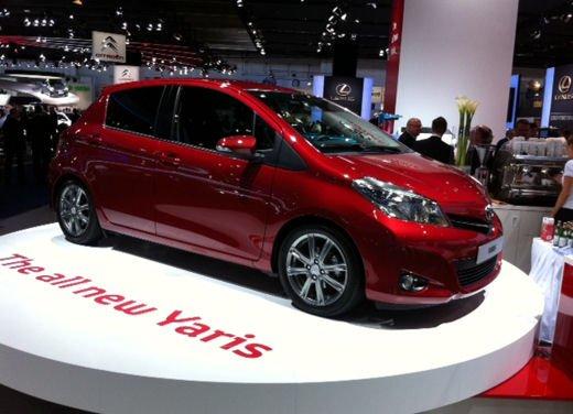 Toyota Yaris tutti i motori e gli allestimenti - Foto 3 di 42