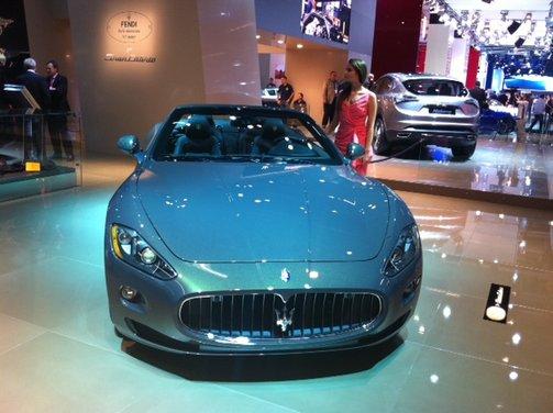 Maserati GranCabrio Fendi - Foto 5 di 22