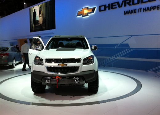 Chevrolet Colorado Rally Concept - Foto 2 di 12