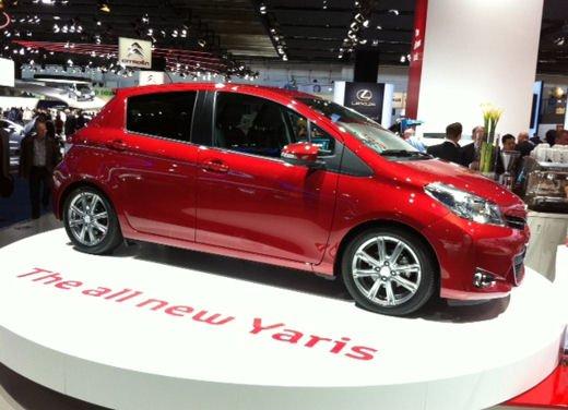 Toyota Yaris tutti i motori e gli allestimenti - Foto 4 di 42