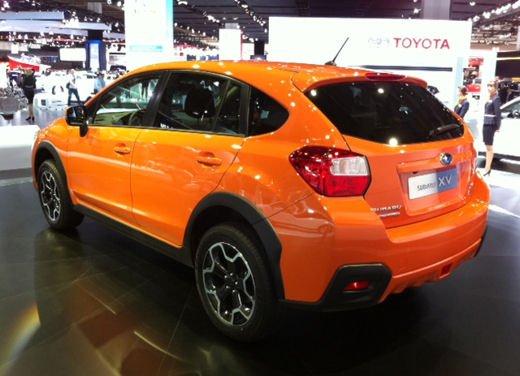 Subaru XV Concept - Foto 6 di 16