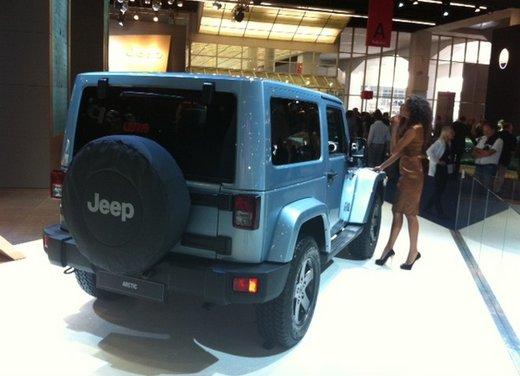 Jeep Wrangler Arctic disponibile da un prezzo di 36.850 Euro - Foto 12 di 23