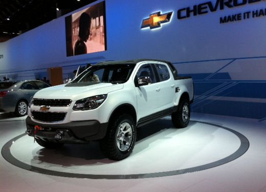 Chevrolet Colorado Rally Concept - Foto 3 di 12
