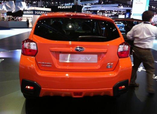 Subaru XV Concept - Foto 7 di 16