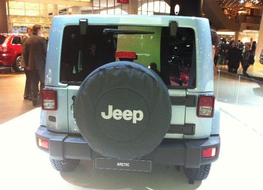 Jeep Wrangler Arctic disponibile da un prezzo di 36.850 Euro - Foto 13 di 23