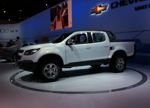 Chevrolet Colorado Rally Concept - Foto 4 di 12