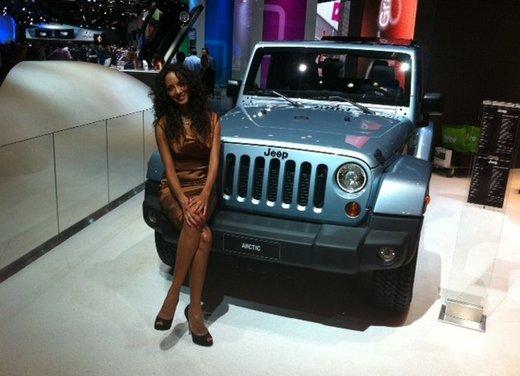 Jeep Wrangler Arctic disponibile da un prezzo di 36.850 Euro - Foto 10 di 23
