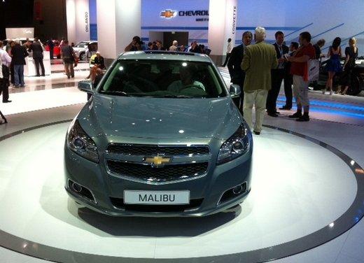 Chevrolet Malibu - Foto 9 di 16