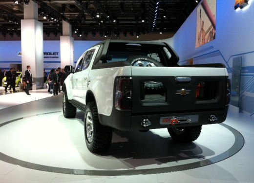 Chevrolet Colorado Rally Concept - Foto 5 di 12