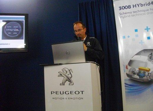 Peugeot 3008 Hybrid4: prova su strada del primo diesel ibrido al mondo - Foto 26 di 26