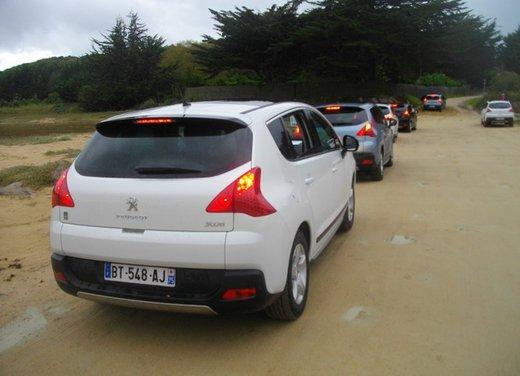 Peugeot 3008 Hybrid4: prova su strada del primo diesel ibrido al mondo - Foto 9 di 26