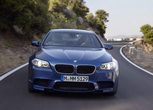 Nuova BMW M5, test drive a Misano Adriatico - Foto 9 di 20