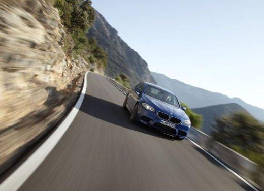 Nuova BMW M5, test drive a Misano Adriatico - Foto 11 di 20