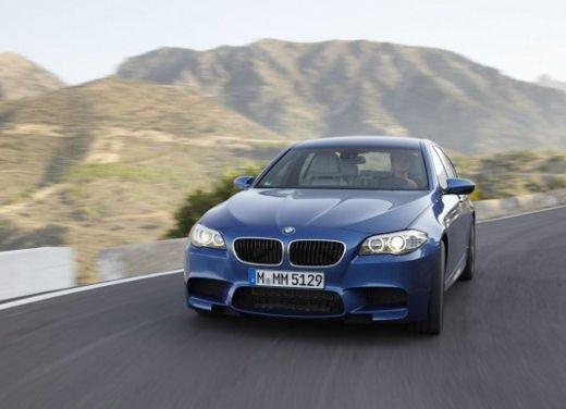 Nuova BMW M5, test drive a Misano Adriatico - Foto 12 di 20