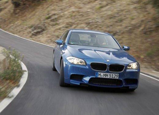 Nuova BMW M5, test drive a Misano Adriatico - Foto 13 di 20