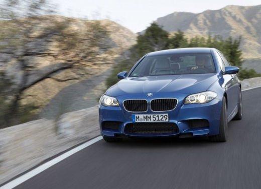 Nuova BMW M5, test drive a Misano Adriatico - Foto 14 di 20