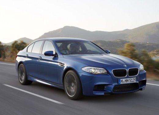 Nuova BMW M5, test drive a Misano Adriatico - Foto 15 di 20
