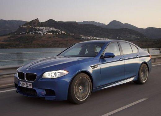 Nuova BMW M5, test drive a Misano Adriatico - Foto 16 di 20