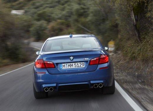 Nuova BMW M5, test drive a Misano Adriatico - Foto 18 di 20