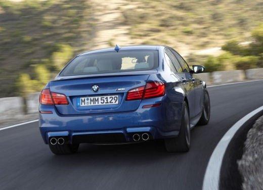 Nuova BMW M5, test drive a Misano Adriatico - Foto 19 di 20
